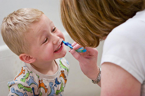 Oral Care for Your Children