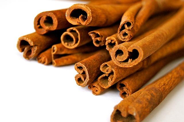 cinnamon essential herbs