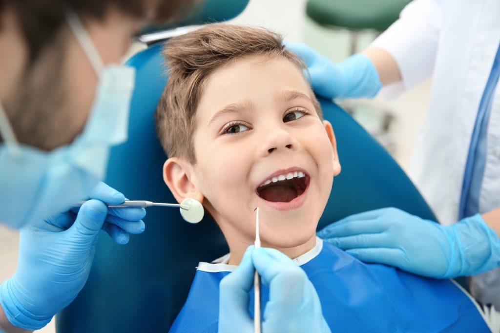 The Children's Oral Health