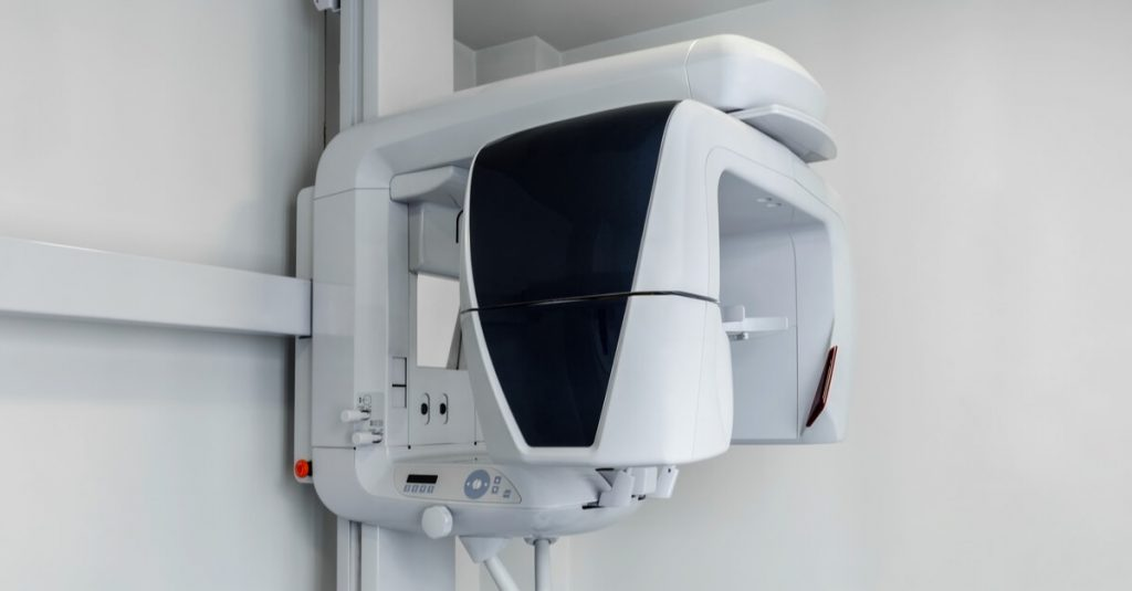 Information about dental x-ray equipment