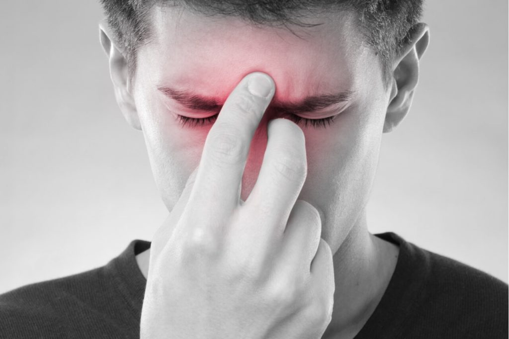 can a sinus infection cause a toothache